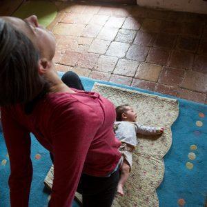 Yoga en el postparto, Ninyacolorita